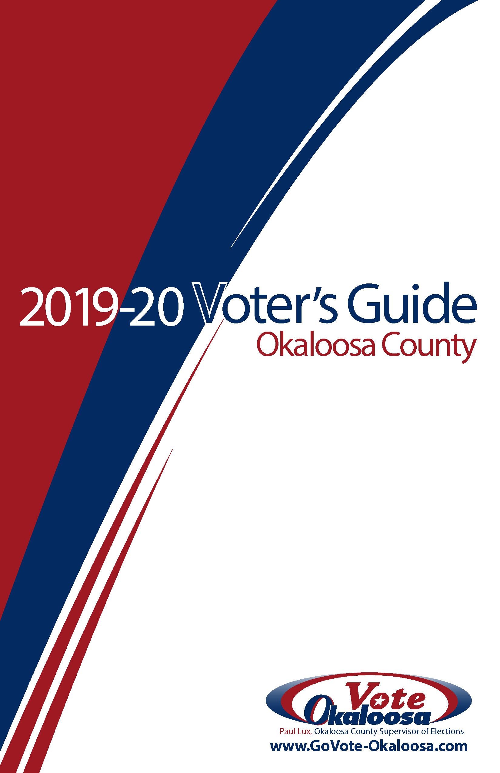 2019- 2020 Voter's Guide