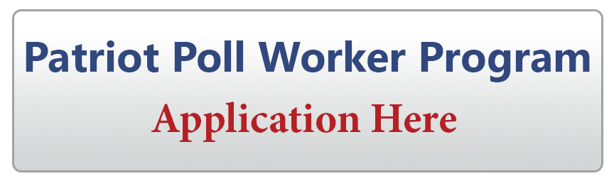 Button to open the Poll Worker Application Document